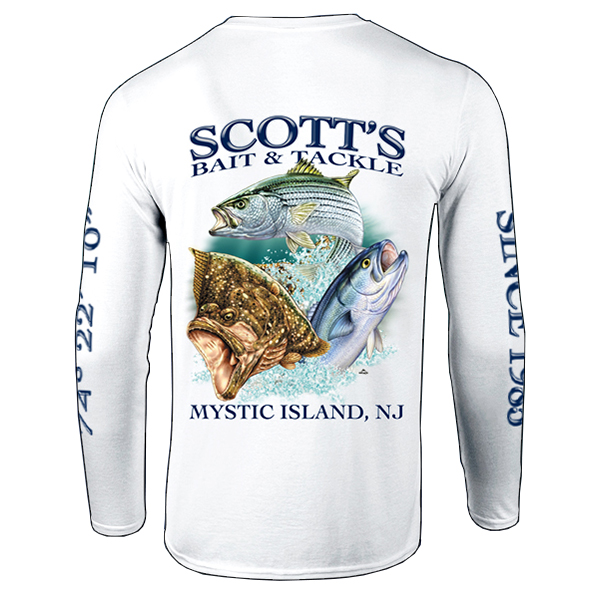 Scott's B&T Longsleeve Performance Shirt