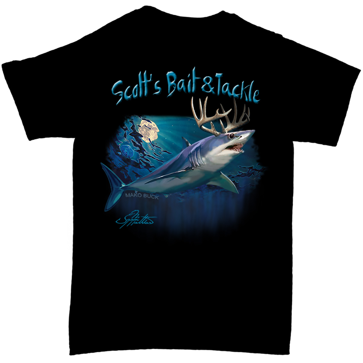 Scotts Signature Mako T-Shirt