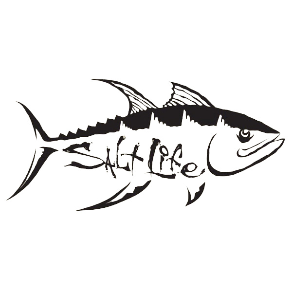 Salt Life Tuna Hunt Decal