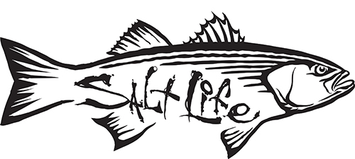 Salt Life Striper Hunt Decal