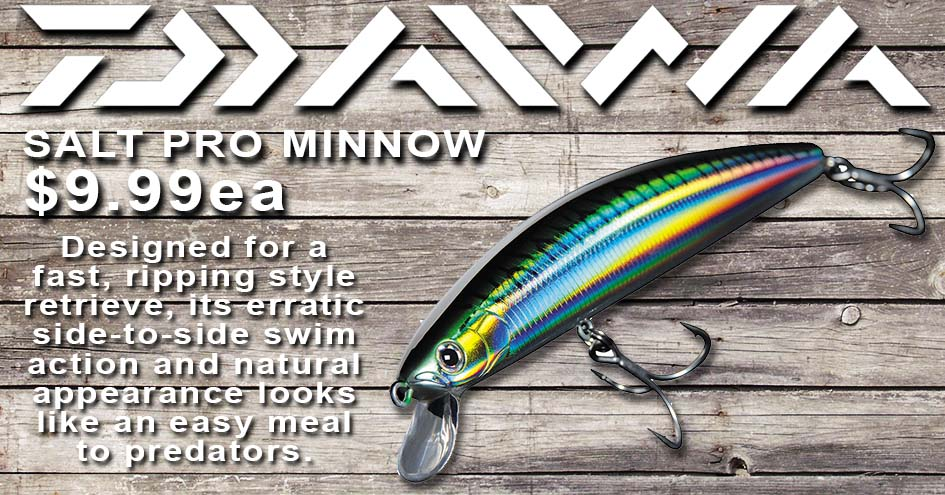 Daiwa Lures  Products