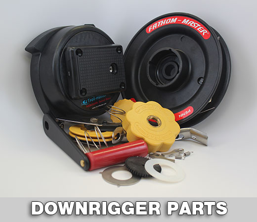 Buy Genuine Penn Downrigger Parts