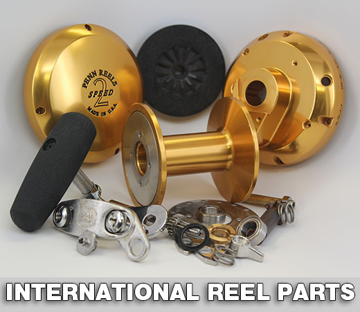 Buy Genuine Penn International Reel Parts