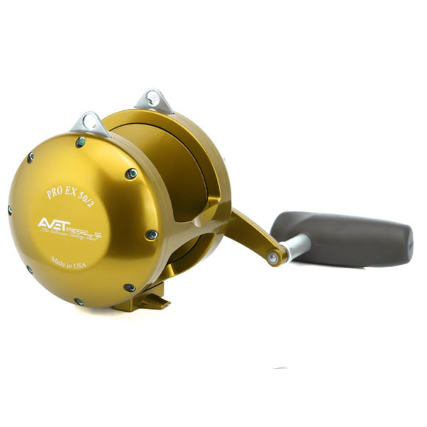 Avet EX 50/2 Big Game Two Speed Reel