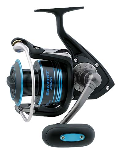 Daiwa STT4000H Saltist Heavy Action Spinning Reel