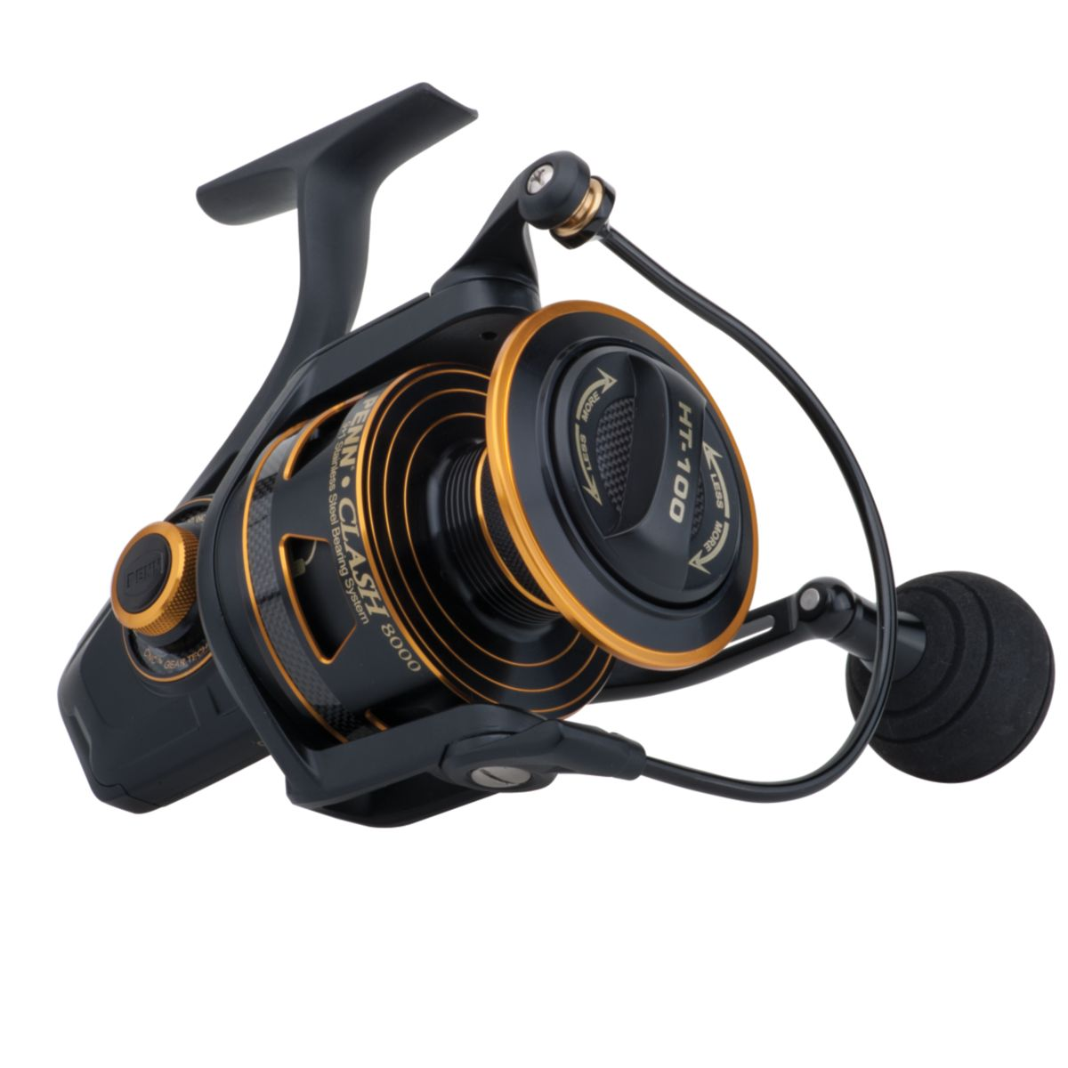 penn clash cla4000 spinning reel