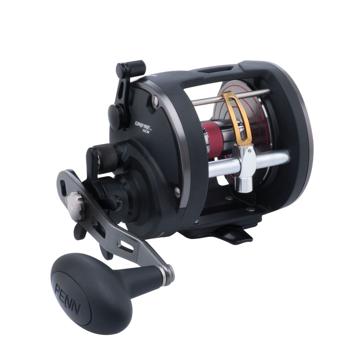 Penn Warfare WAR20LWLH Level Wind Reel