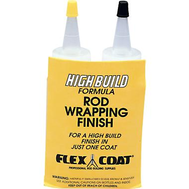 Flex Coat High Build Formula Rod Wrapping Finish (2 Part, 4oz KIT)